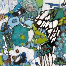 Jade butterfly, 70x100 © Lotti Klink
