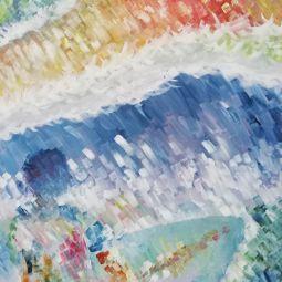 SurfNo.3 70 x 50 © Patrick George McClelland