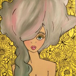 yellow flower © Sara Hannon