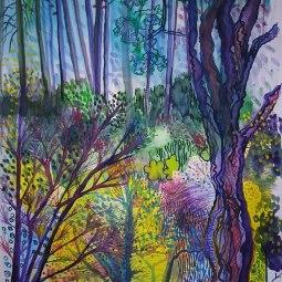 Forest bathing crop © Liz Allen