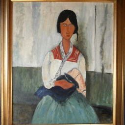 Modigliani © Chris Freer