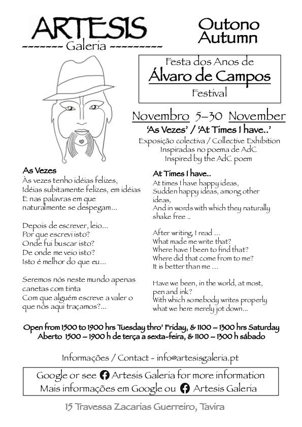AdC Flyer for November