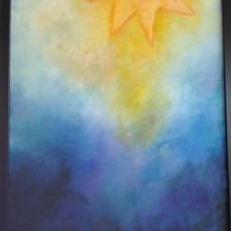'Ascending Star' © Dawn Poli