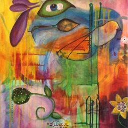 'Find The Bird' © Dawn Poli