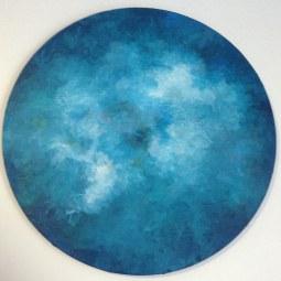 'Shades of Blue' © Dawn Poli