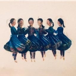 Afghan Dance 2019 © Rebecca Pereira