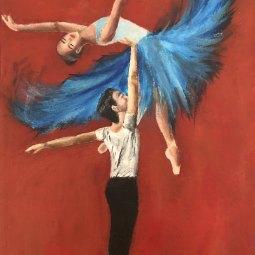 Dancing partners 2019 © Rebecca Pereira