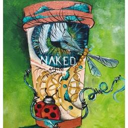 #naked, acrylic on canvas © Samantha van der Westhuizen/ Tintinter