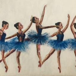 Study of Ballerinas 2019© Rebecca Pereira