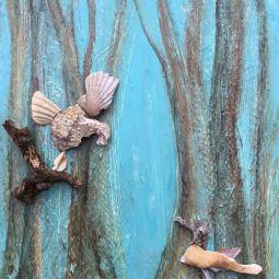 Back in bird life © Anke Punt Bach