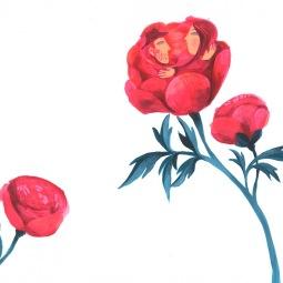 Roses © Gabriella Makhult
