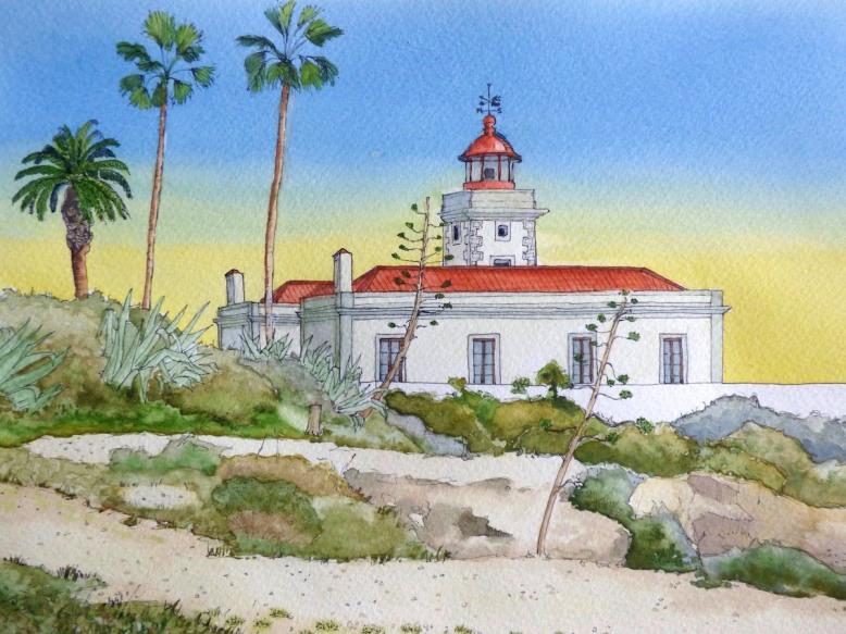 4. Lighthouse, Farol Ponta da Piedade, Lagos