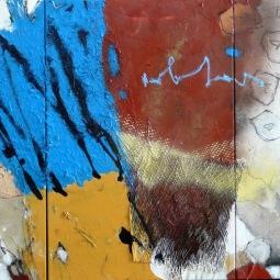 Triptych Storytelling, 3x 40x60cm © Lotti Klink